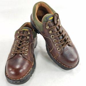 Carolina Leather Steel Toe Work Safety Shoes